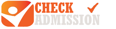 Check Admission Logo